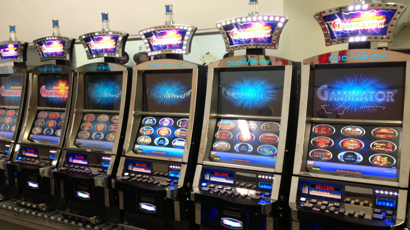 Most popular online slot machine- Novomatic slot machine